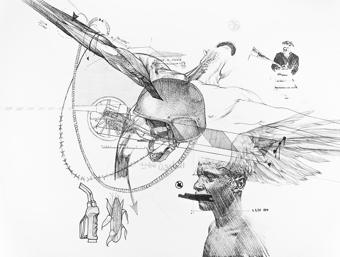 MNĒMĒ — Le battement des ailes