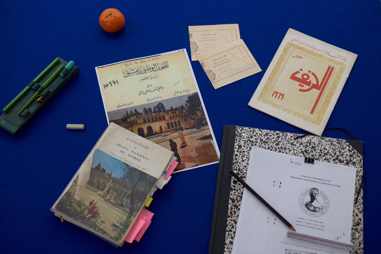 Préfaces à un livre pour un musée Syrien